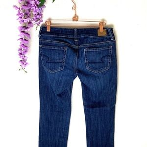 American Eagle Outfitters Jeans - American eagle stretch artist straight leg Jean
